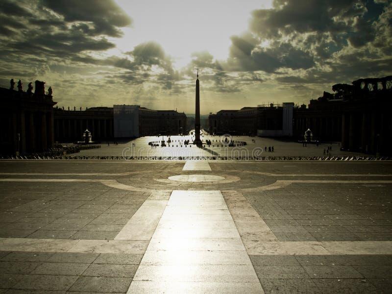 Download San Pietro Square In Vaticano Stock Photo - Image: 20714360