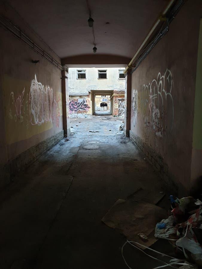 San Pietroburgo che voi don& x27; la t sa fotografia stock libera da diritti