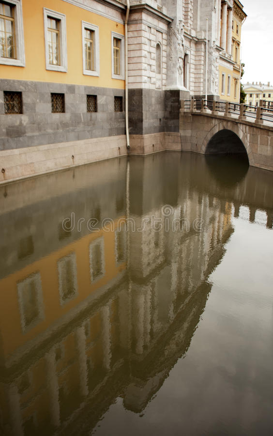 San Pietroburgo, Russia. Paesaggio urbano. fotografie stock libere da diritti