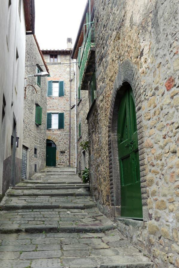 San Quirico (Svizzera Pesciatina, Tuscany) stock image