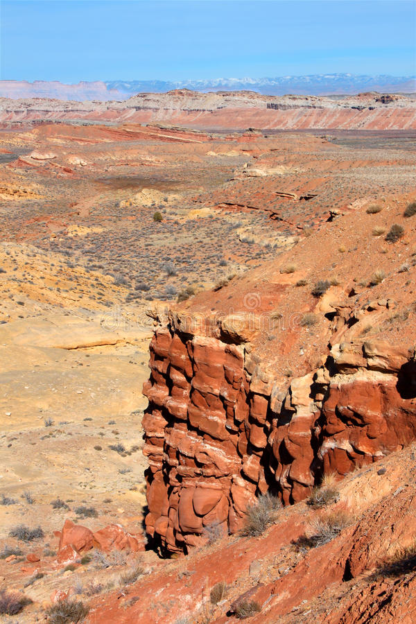 Download San Rafael Reef Utah stock photo. Image of destination - 25971588