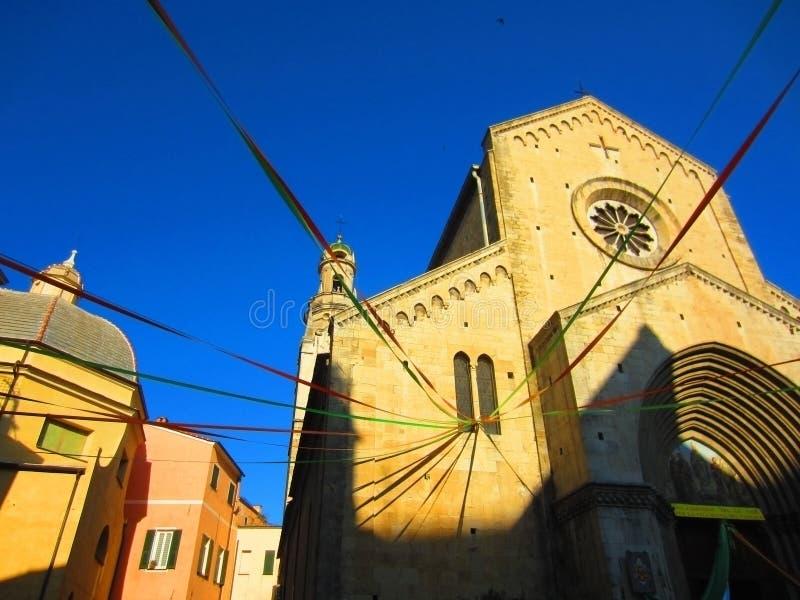 San Remo stock fotografie