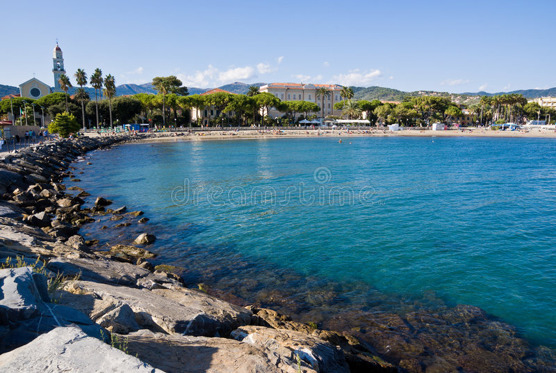San Remo, Italië royalty-vrije stock afbeeldingen