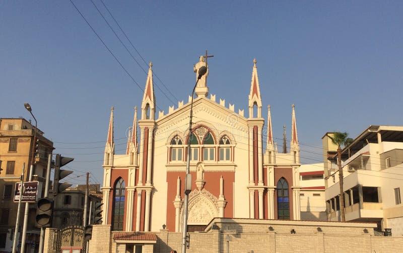 San Rita Maronite Church fotografia stock
