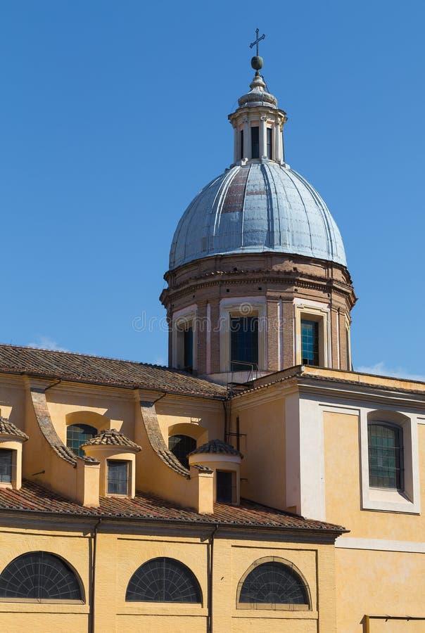 San Rocco Church (Chiesa di San Rocco) stock photo