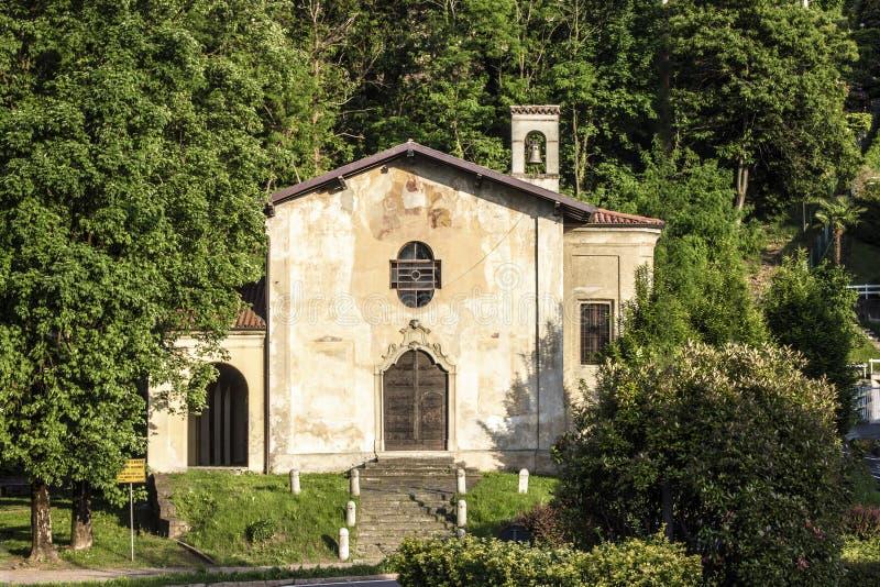 San Rocco kyrka arkivfoton