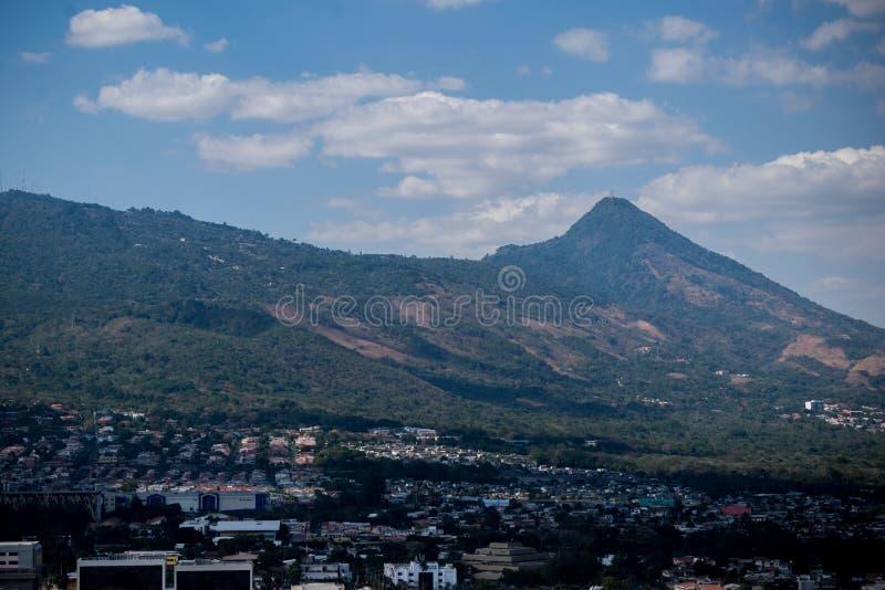 San Salvador imagem de stock