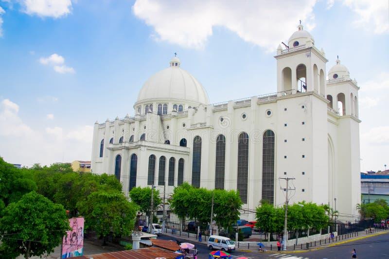 San Salvador foto de stock
