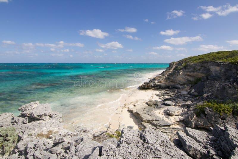 San Salvador Bahamas obraz royalty free