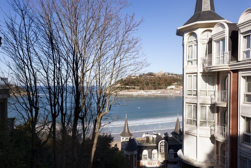 San Sebastián imagenes de archivo