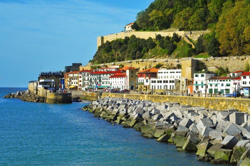 San Sebastian, Ισπανία στοκ εικόνες με δικαίωμα ελεύθερης χρήσης