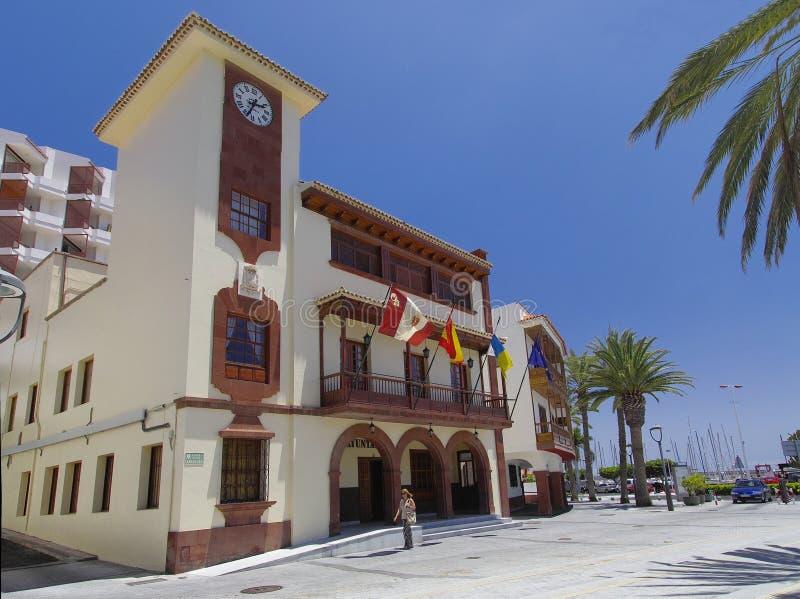 San Sebastian de La Gomera stock photos
