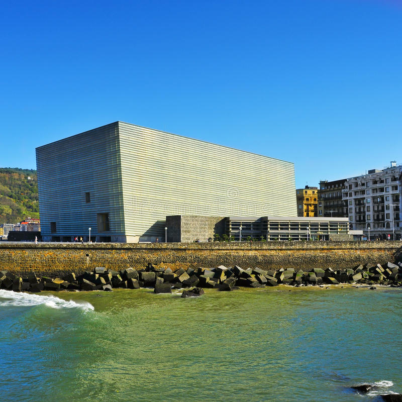 San Sebastian, Espagne images libres de droits