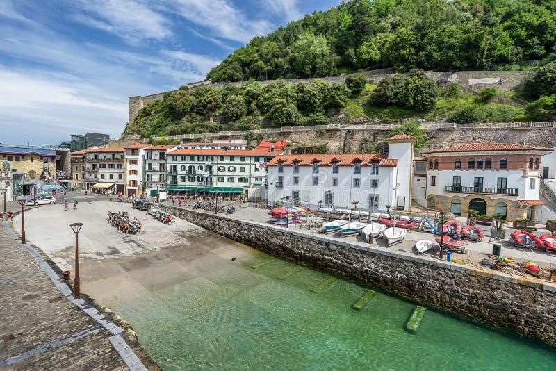 San Sebastian schronienie obrazy royalty free