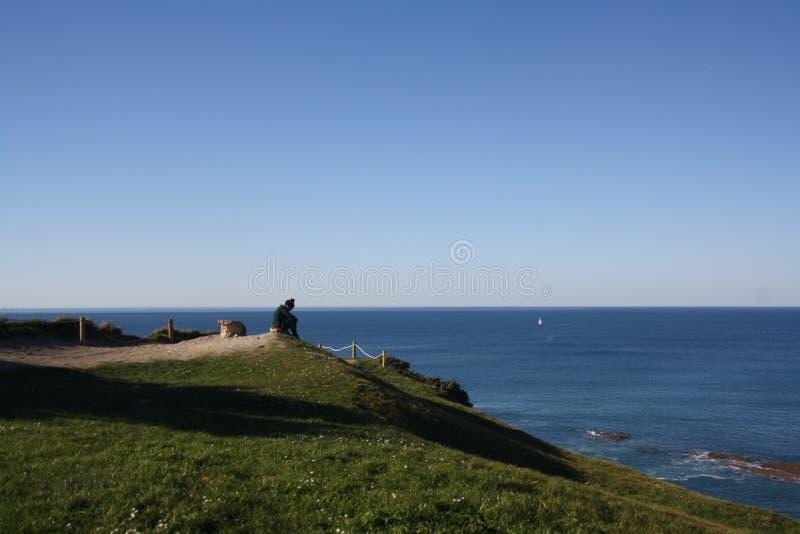 San Sebastian Sea imagem de stock