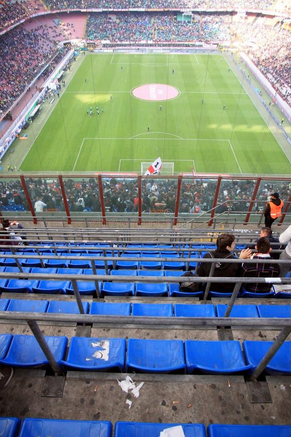 san siro stadium obraz royalty free