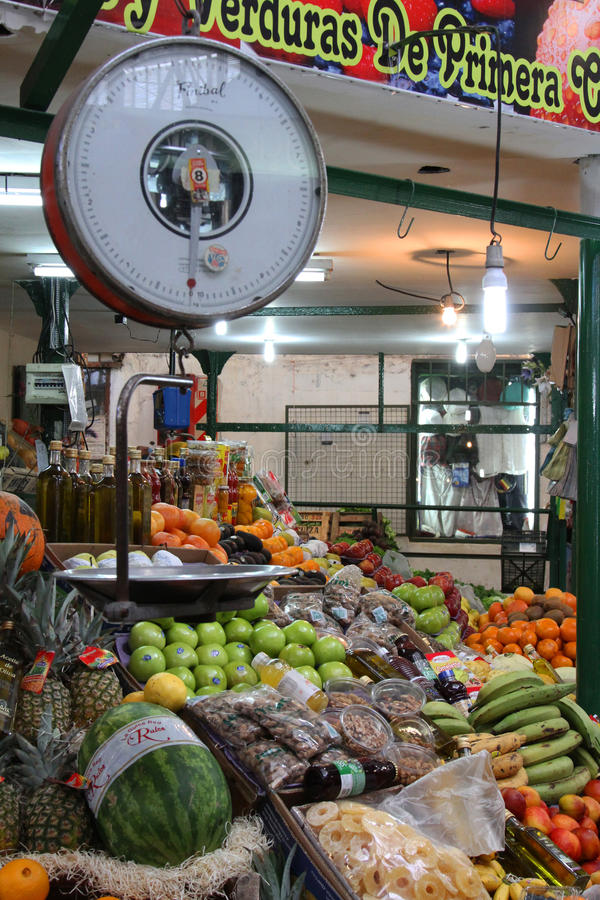 Download San Telmo Covered Market editorial photo. Image of editorial - 37081826
