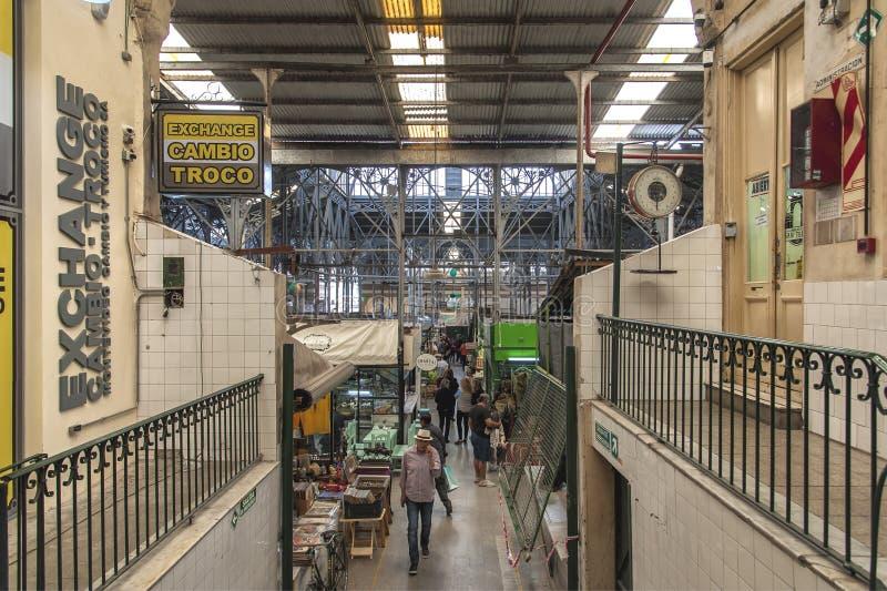 San Telmo market in Buenos Aires stock photos