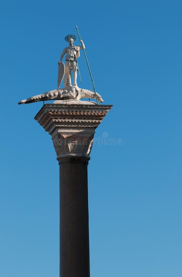 San Teodoro Венеция стоковое изображение rf