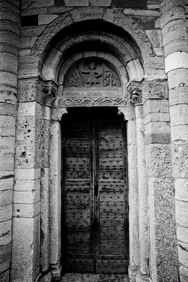 San Tomè, - Almenno San Bartolomeo zdjęcia stock