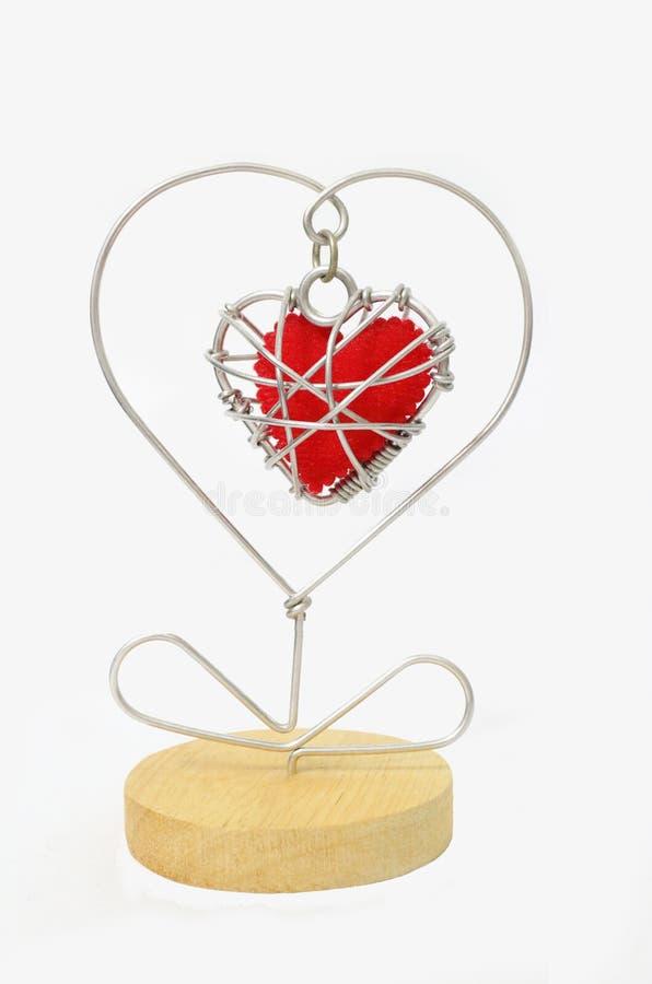 San Valentino adorabile fotografie stock libere da diritti