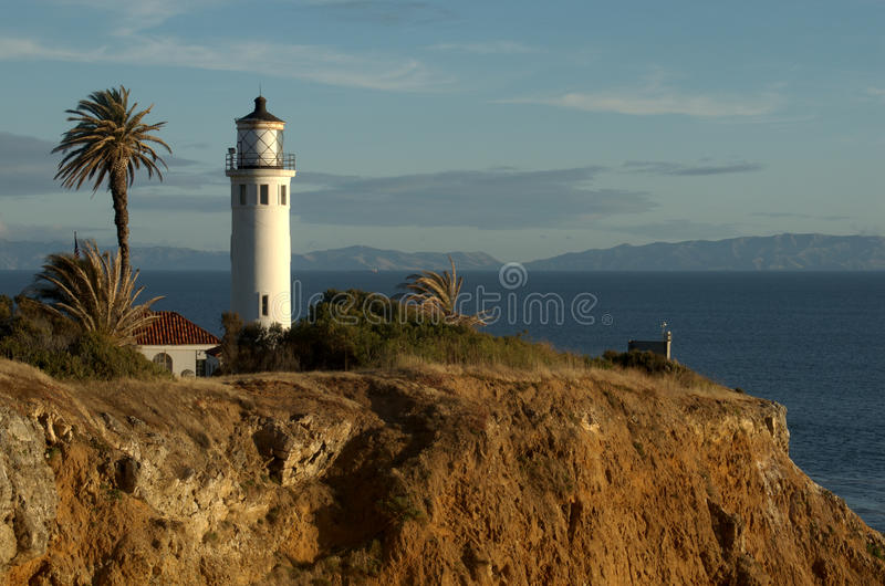 Download San Vicente Lighthouse stock photo. Image of california - 17093816