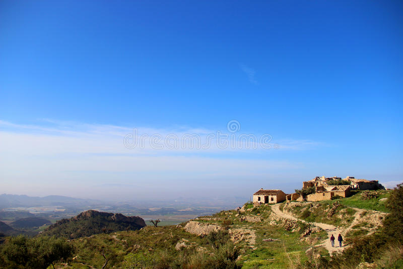 San-Vreugde in Spanje royalty-vrije stock fotografie