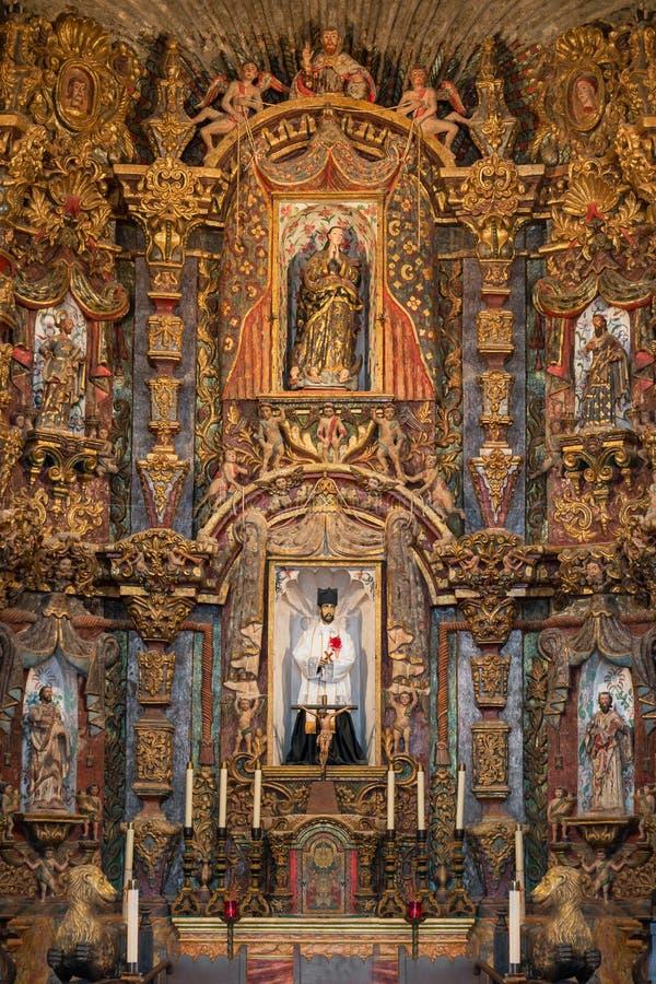 San Xavier del Bac stock foto's