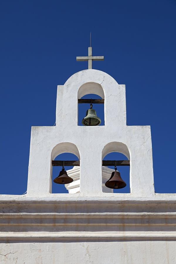 San Xavier del Bac Mission royalty-vrije stock foto's