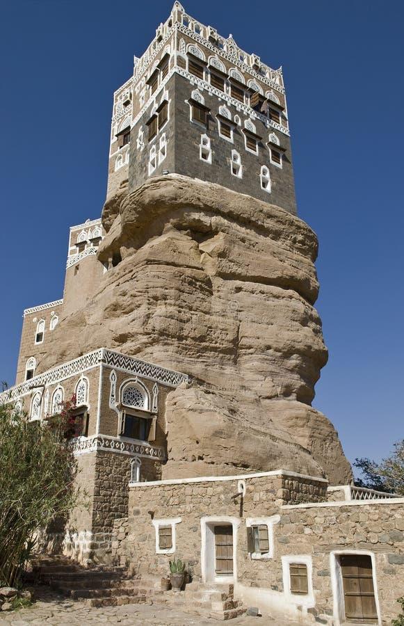 Sana'a 464 stockfoto