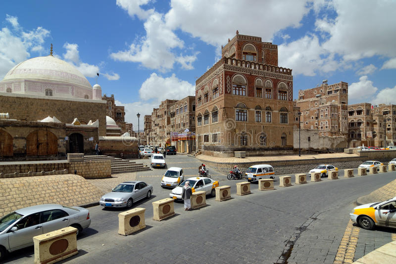 Sanaa immagini stock libere da diritti