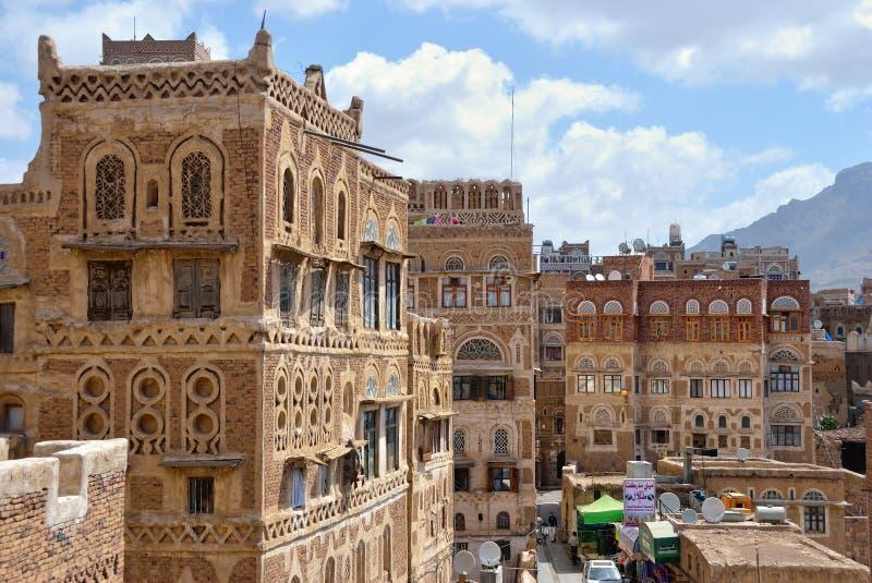 Sanaa fotografia stock libera da diritti