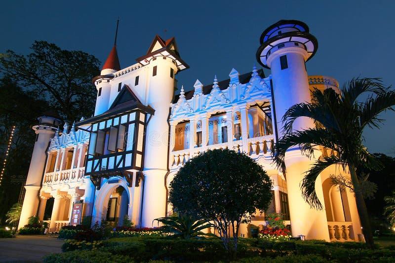 Sanam Chandra pałac zdjęcia stock