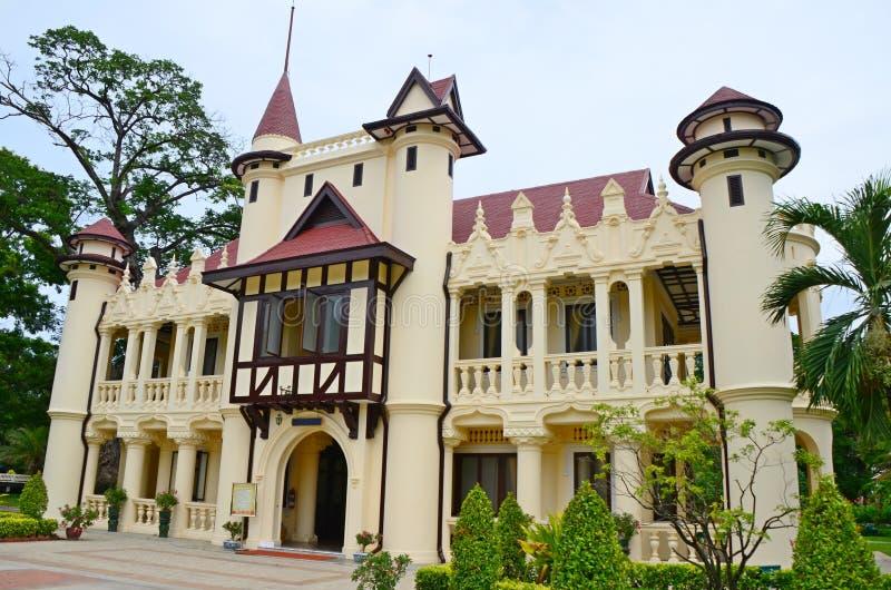 Sanam Chandra pałac fotografia stock