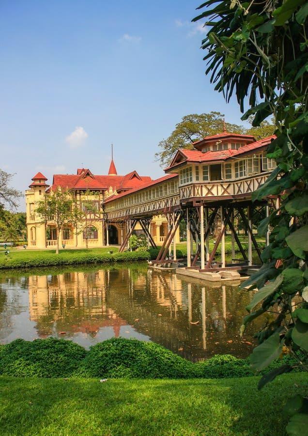 Sanam Chandra Palace photographie stock libre de droits