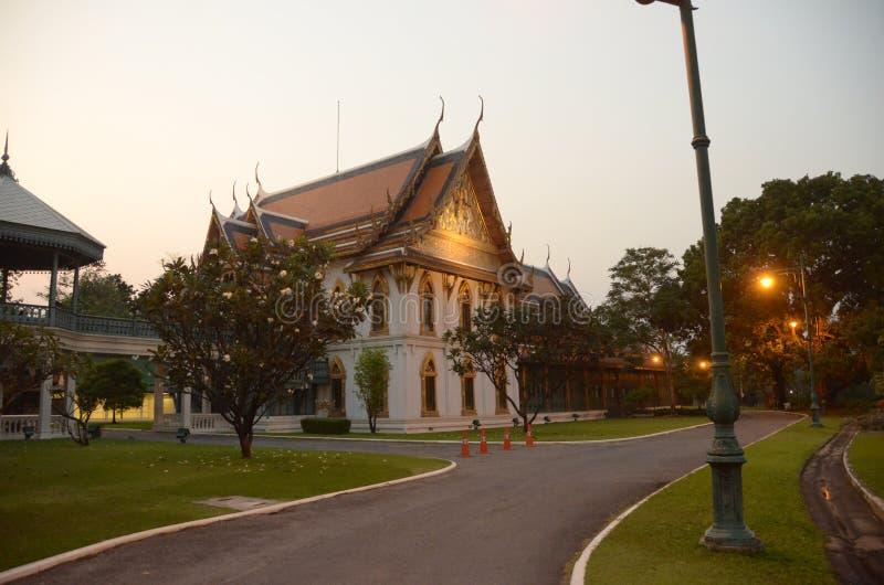 Sanam Chandra Palace fotografie stock libere da diritti