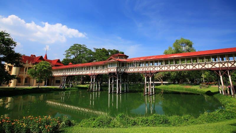 Sanam Chandra Palace di re Rama VI immagine stock
