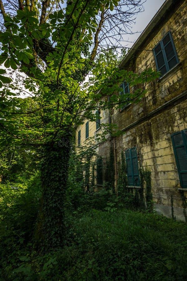 sanatorium photo libre de droits