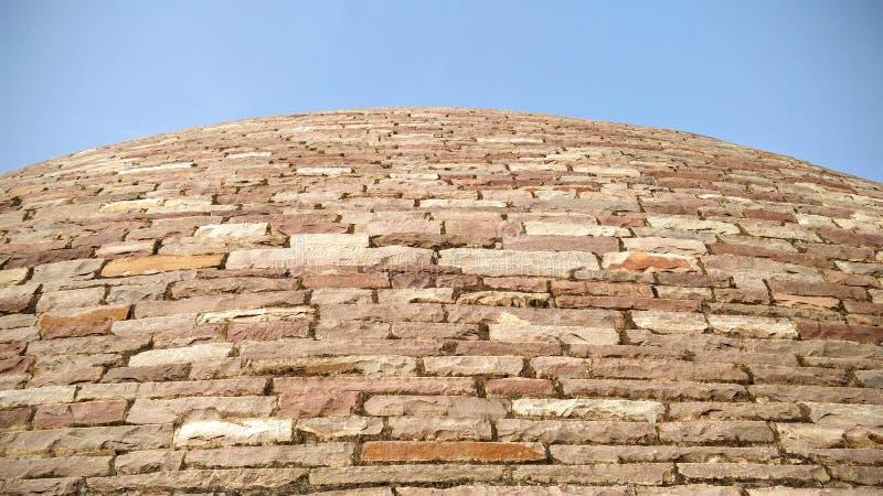 Sanchi stupa 免版税库存图片