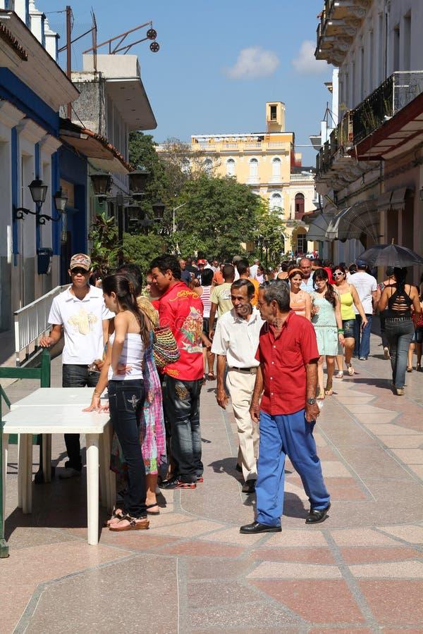 Sancti Spiritus, Cuba stock images