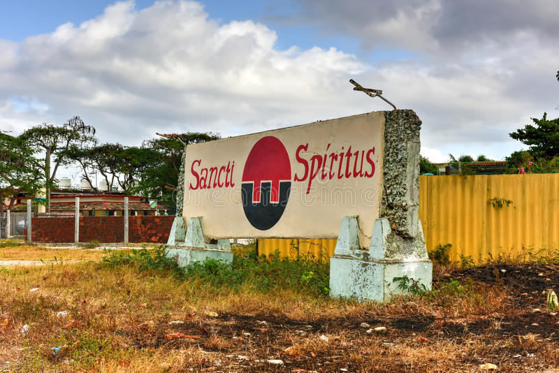 Sancti Spiritus, Cuba photos stock