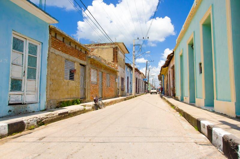 SANCTI SPIRITUS, CUBA - 5 DE SETEMBRO DE 2015: Latim foto de stock royalty free