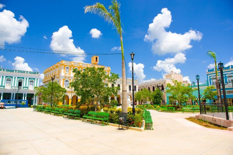 SANCTI SPIRITUS, CUBA - 5 DE SETEMBRO DE 2015: Latim foto de stock