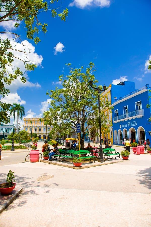 SANCTI SPIRITUS, CUBA - SEPTEMBER 5, 2015: Latin royalty free stock images