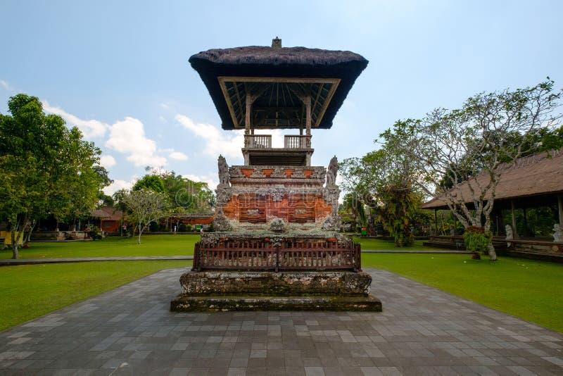 Sanctuaire d'autel de prière d'hindouisme de Balinese image stock