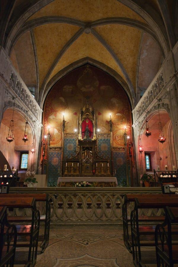 Sanctuaire de Rocamadour image stock