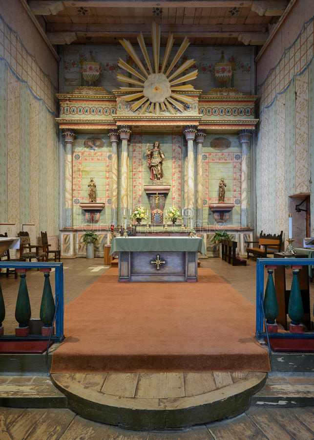 Download Sanctuaire De San Miguel De Mission Photo stock éditorial - Image du architecture, chrétien: 77158753