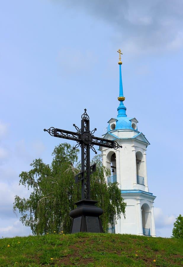 Sanctuaire orthodoxe russe photos stock