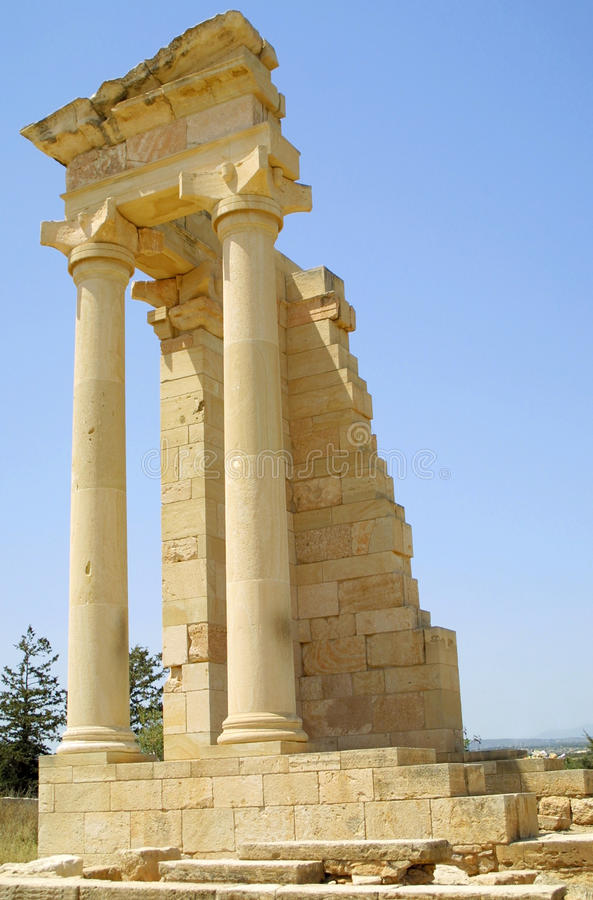 Download Sanctuary Of Apollo Hylates Stock Photography - Image: 11024442