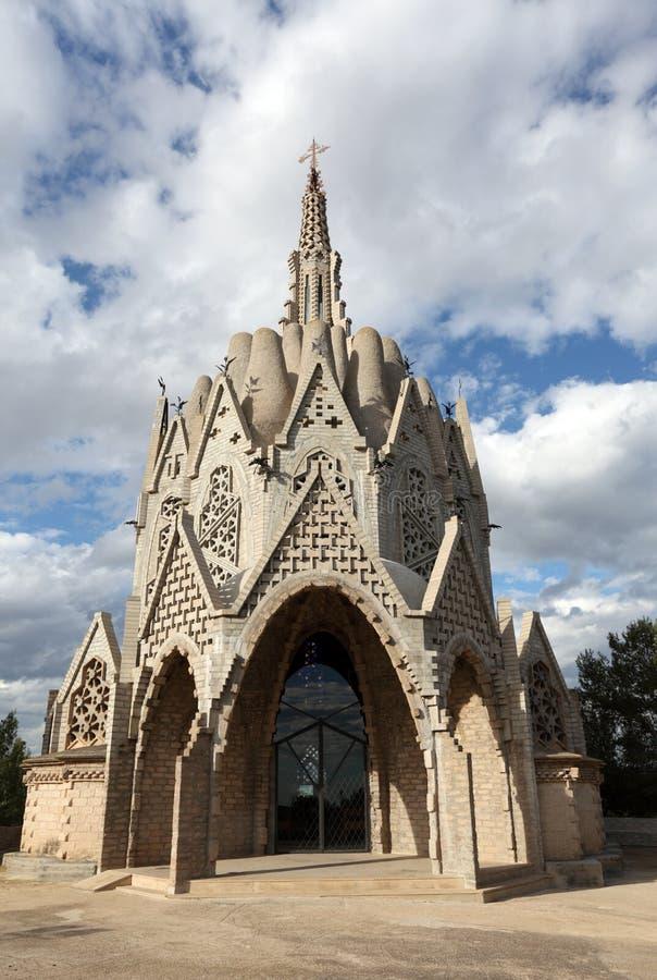 Download Sanctuary In Montferri, Spain Stock Image - Image: 24590615